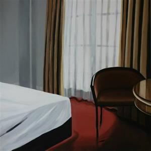 Maria Wandel - Parks and hotel rooms